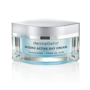 dermaGetic® HYDRO ACTIVE ДНЕВЕН КРЕМ